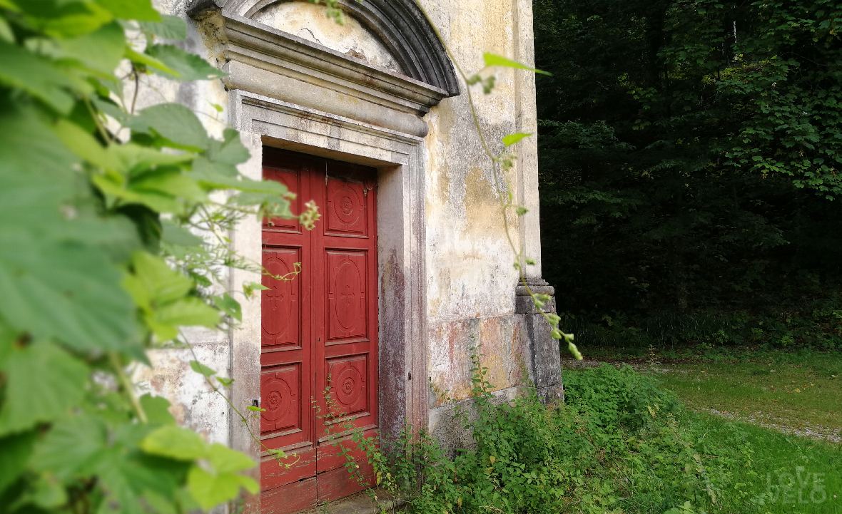 cappella del redentore velo d'astico