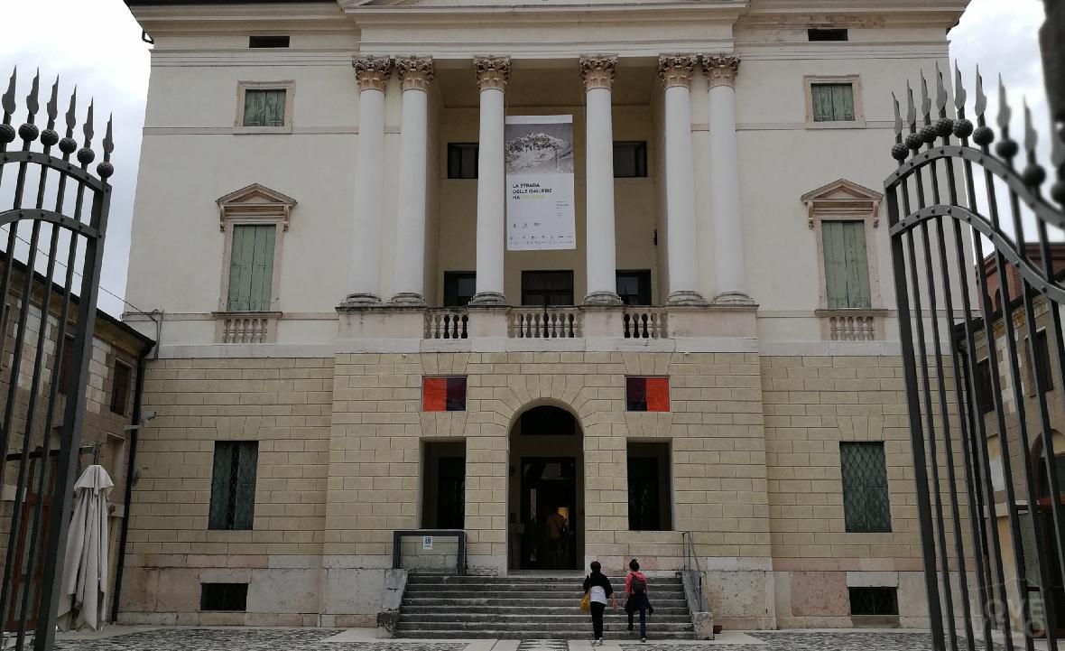 Palazzo Fogazzaro a Schio