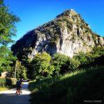 Castello di Meda visto dalla ferrovia – Monica Castelli