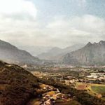 Veduta dal castello di Meda – Luca Boarin