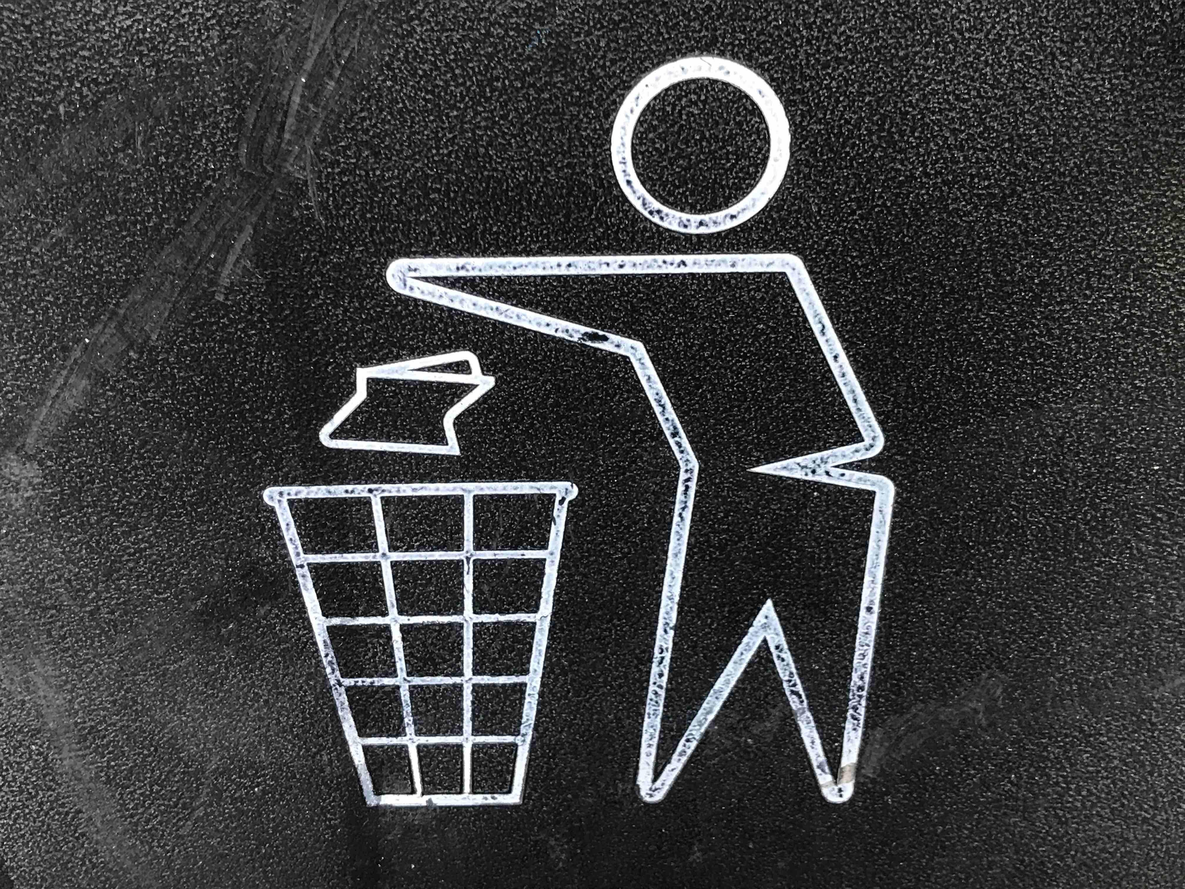 raccolta rifiuti velo d'astico