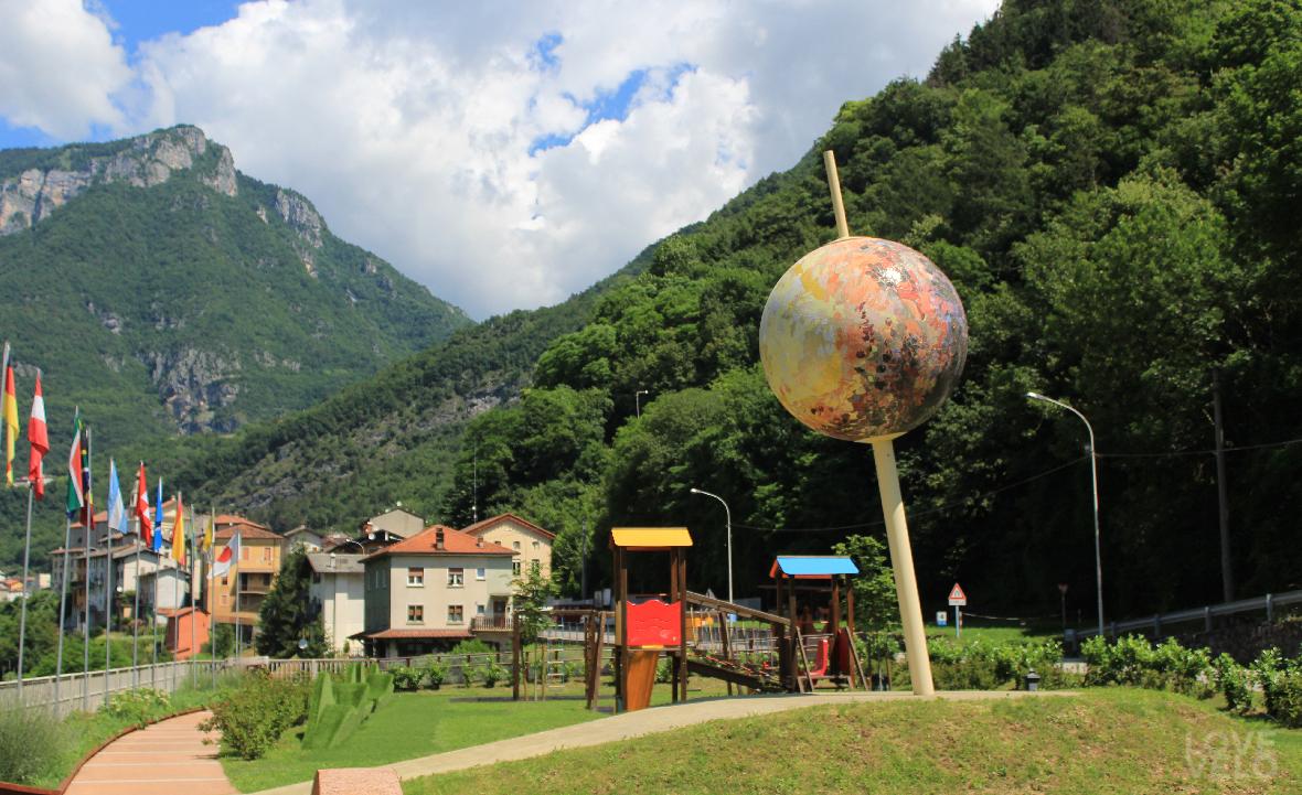 parco dell'emigrante San Pietro in Valdastico